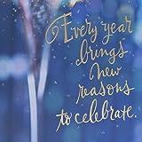 Hallmark Happy New Year Card