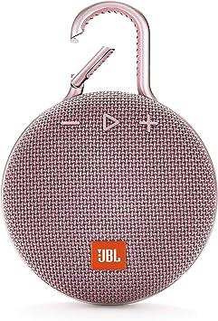 Autonomie 10hrs /Étanch/éit/é IPX7 JBL Clip 3 Qualit/é Audio JBL Enceinte Bluetooth Portable avec Mousqueton Vert Bluetooth
