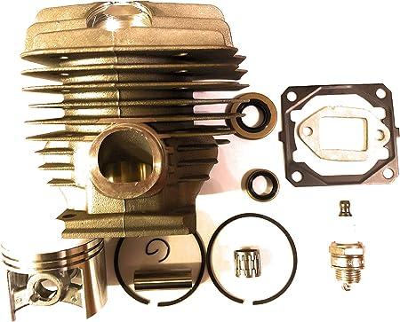Amazon.com: Stihl 046, 046 Magnum, MS460, pistón & cilindro ...
