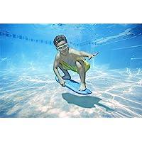 Poolmaster Swimming Pool Underwater Surf Board, Blue