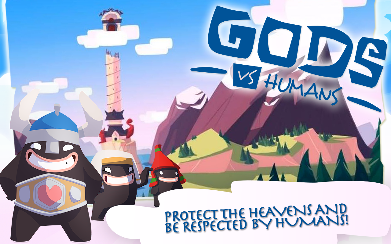 humans versus gods There's nothing badly wrong with gods vs humans, but with 60 levels that are largely the same your interest might start to wane quite fast another.