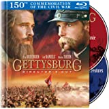 Gettysburg: Director's Cut (Blu-ray Book Packaging)