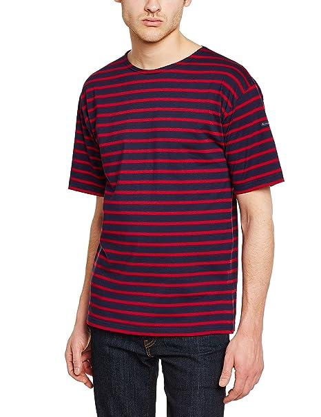 premium selection details for run shoes Armor Lux Men's T-Shirt