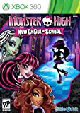 Monster High New Ghoul in School - Xbox 360