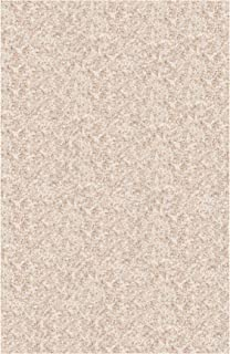product image for Super Shag Area Rug Shaw Swag Collection Casual White 2 Feet 6 Inches x 12 Feet.