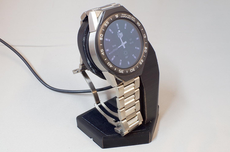 2 nd generación Tag Heuer conectado Modular 45 reloj Stand ...