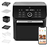 COSORI Smart Air Fryer, 14-in-1 Large Air Fryer Oven XL 7QT with 7 Accessories for Pizza Toast Dehydrate Bake, 12 Presets, Pr