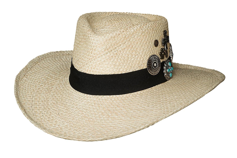 Straw Cowboy Hat Bullhide Wild As You