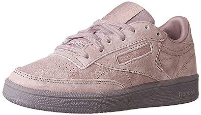 Reebok Classic Women's Club C 85 Lace Sneakers: Amazon.ca