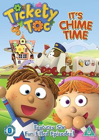 Tickety Toc: Season 1 - Volume 1: It's Chime Time DVD: Amazon.co ...