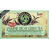 Triple Leaf Tea, Inc Tea, Jasmine Green, Decaf, 20-Count (Pack of 6)