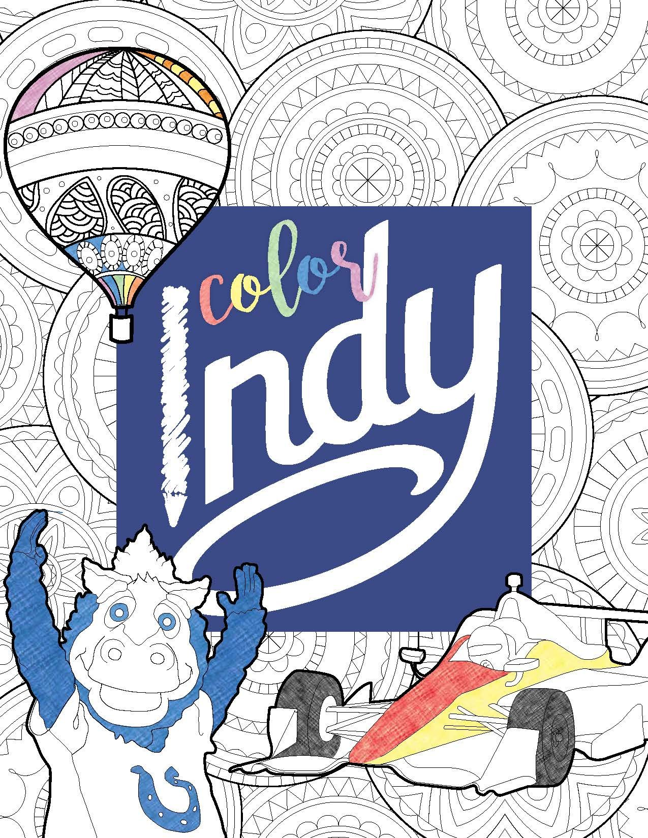 Read Online Color Indy ebook