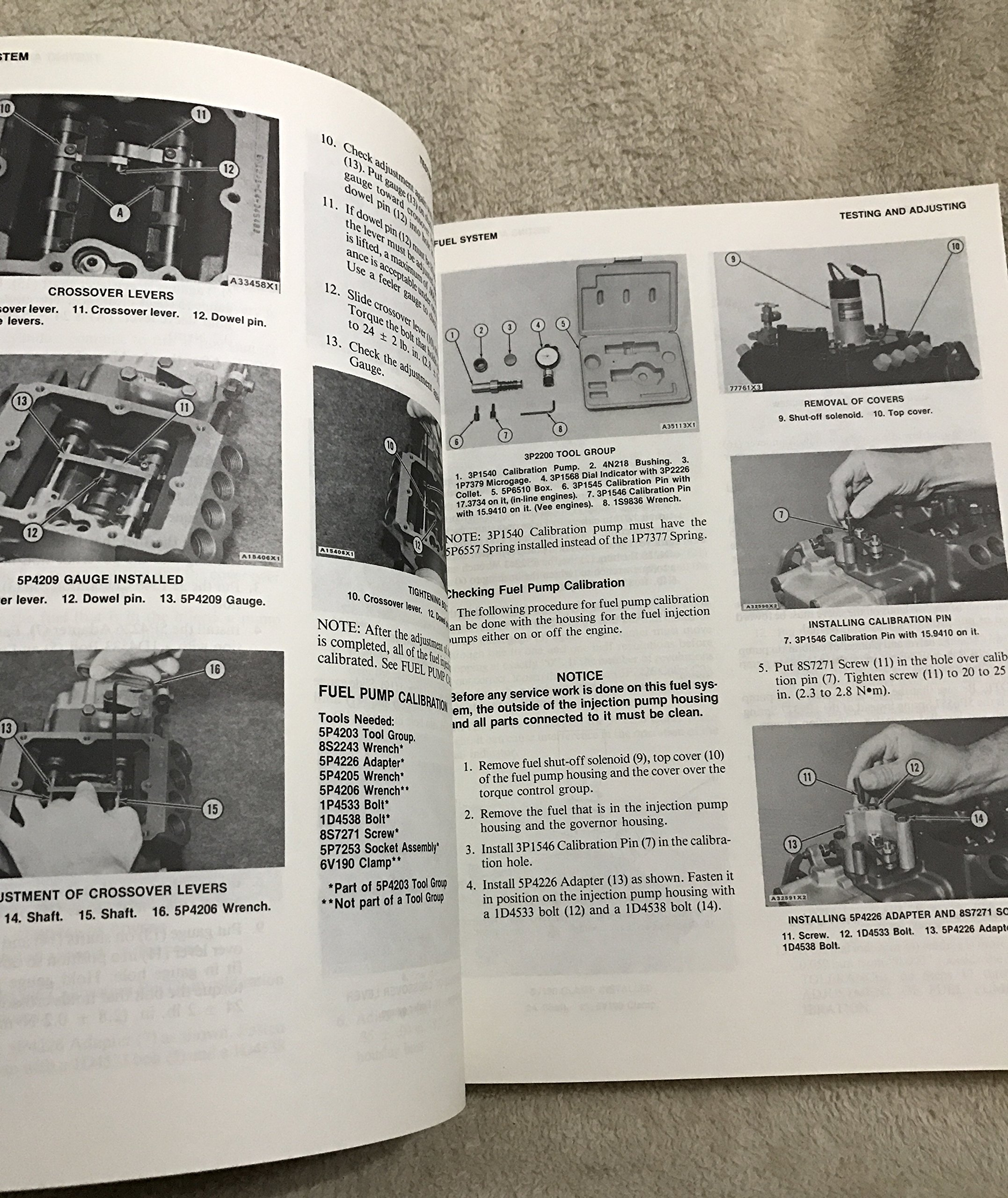 Cat 3208 engine manual ebook array caterpillar 3208 industrial engine oem service manual caterpillar rh amazon com fandeluxe Image collections