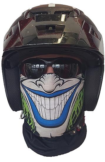 Salt Armour Original Sa Company Aus Den Usa Clown Halstuch Maske