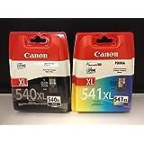 2 Original XL Druckerpatronen für Canon Pixma MX535 MX 535 (Black /Color) Tintenpatronen