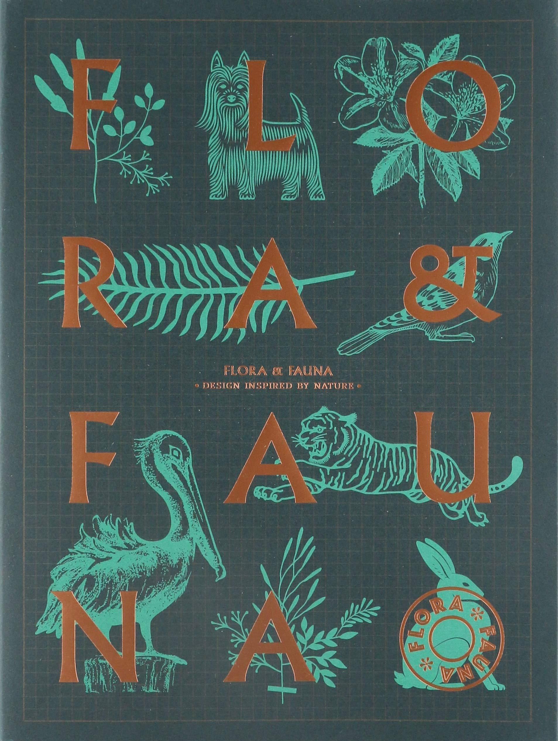 b2906f8fb044 Flora   Fauna  Design inspired by nature  Amazon.es  Victionary  Libros en  idiomas extranjeros