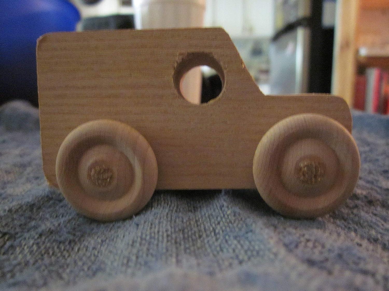 Wood Van