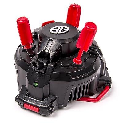Ak Sport Spy Gear - Lanzador de Dardos con Sensor de Movimiento, versión en inglés, para 6+ años (Spin Master 6022382): Juguetes y juegos