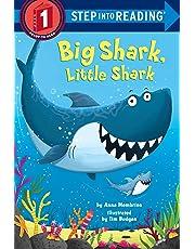 Big Shark, Little Shark (Step Into Reading)
