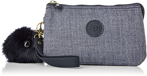Kipling Creativity Xl, Monedero para Mujer, Azul (Cotton ...