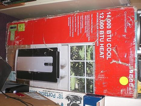 Amazon.com: Haier CPN14XH9 14,000 BTU Portable Room Heat ... on