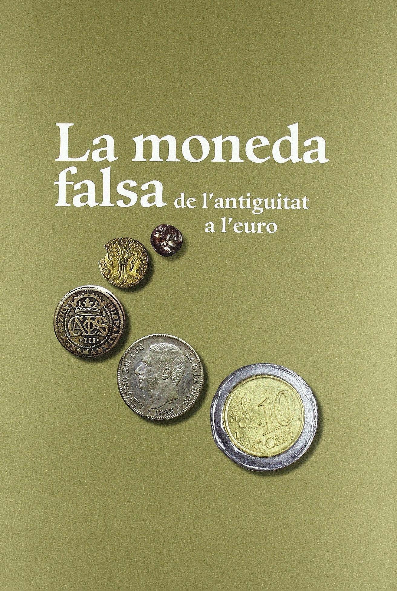 Resultat d'imatges de llibres EDICIONS mnac catàlegs la moneda falsa