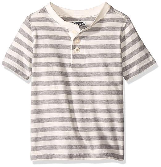 Oshkosh 21872014 Camiseta de Manga Corta para Niños f7677765f7e4c