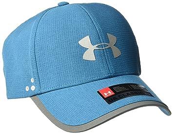 blue under armour hat