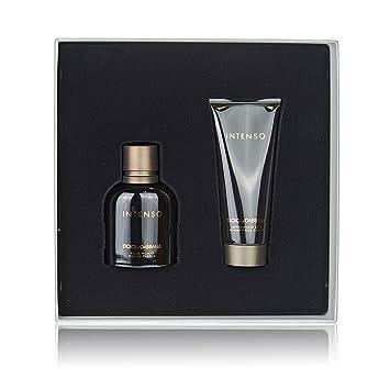 Dolce and Gabbana Intenso Xmas set   75 ml eau de parfum + 100 ml after e581970d1d84