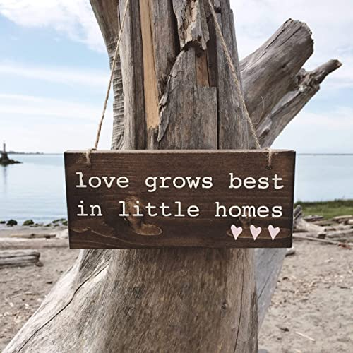 Amazon Com Love Grows Best Loves Grows Best In Little Homes