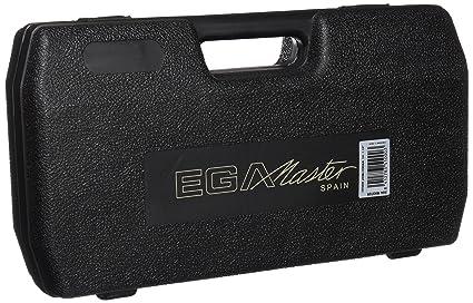 Ega Master - Estuche P/Conj.Terraja 1/4-1.1/4