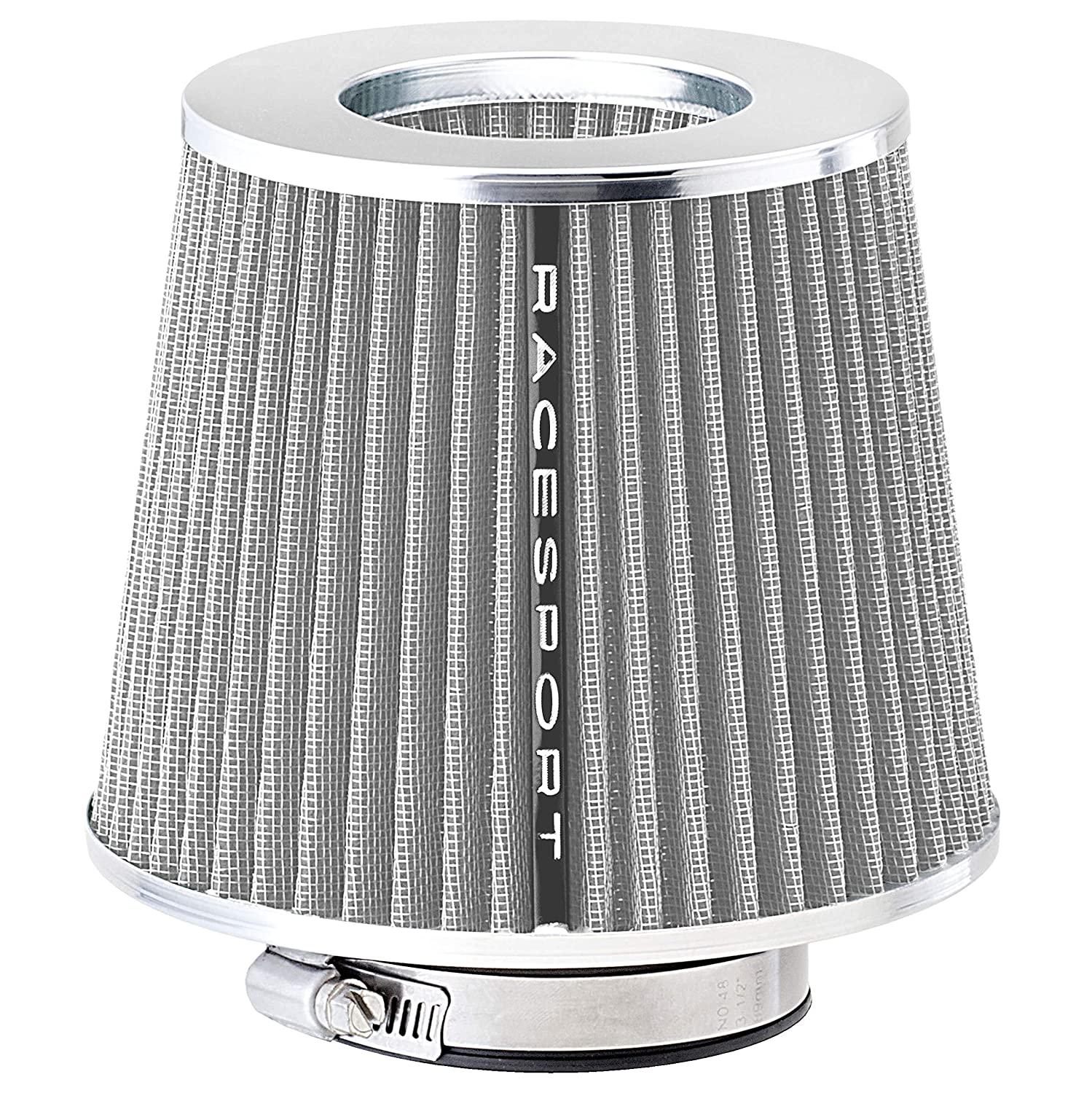Sumex AIRSTRM Universal Sports Air Filter with Adaptors - Grey
