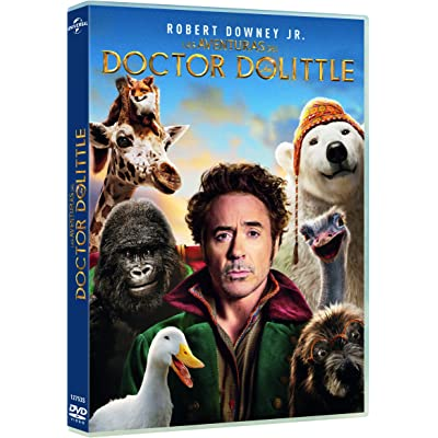 Las Aventuras del Doctor Dolittle [DVD]