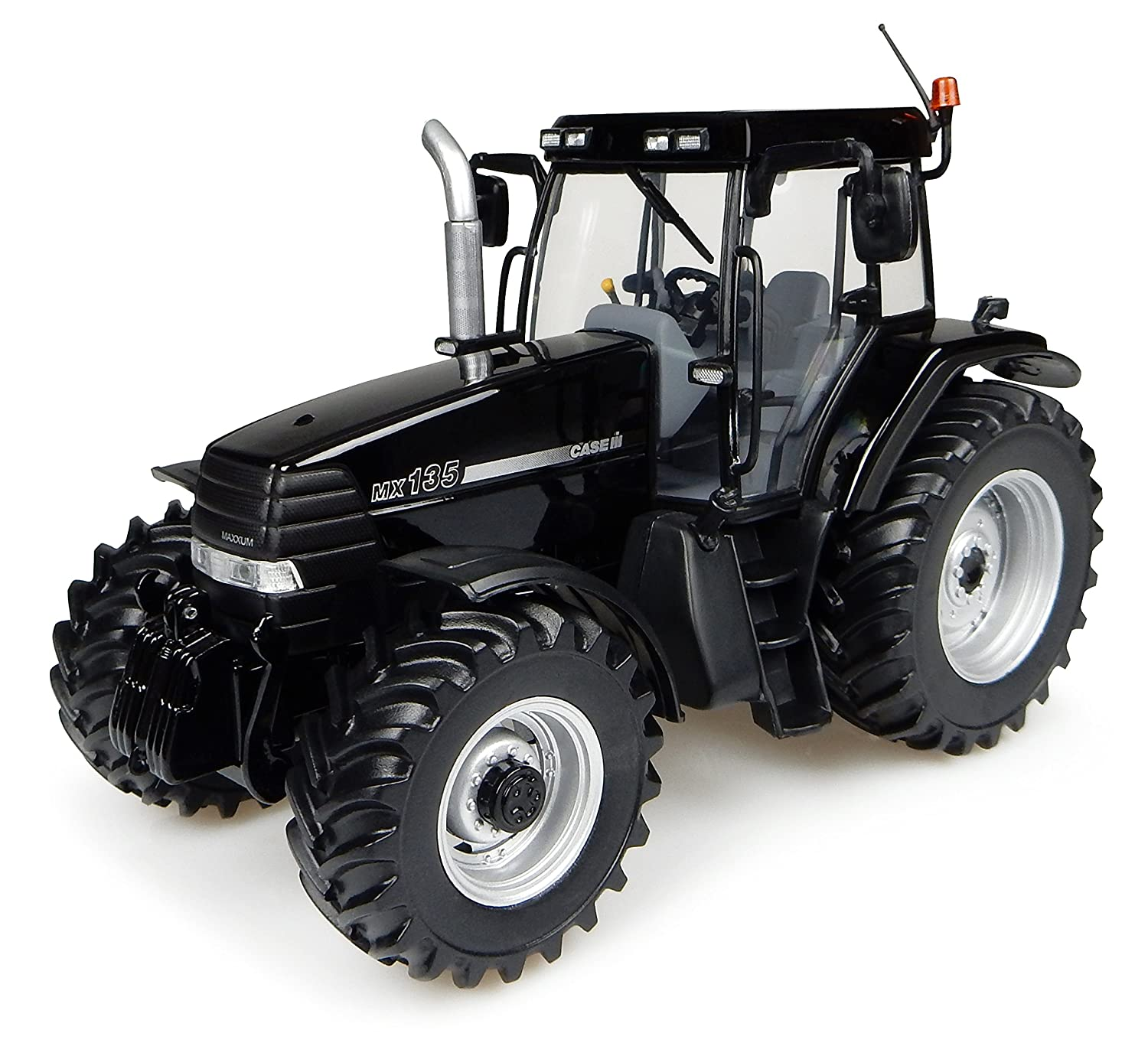 Universal Hobbies uh4952 - Tractor - Ih MX 135 Maxxum - Black Beauty -  Scale 1/32 - Black: Amazon.co.uk: Toys & Games