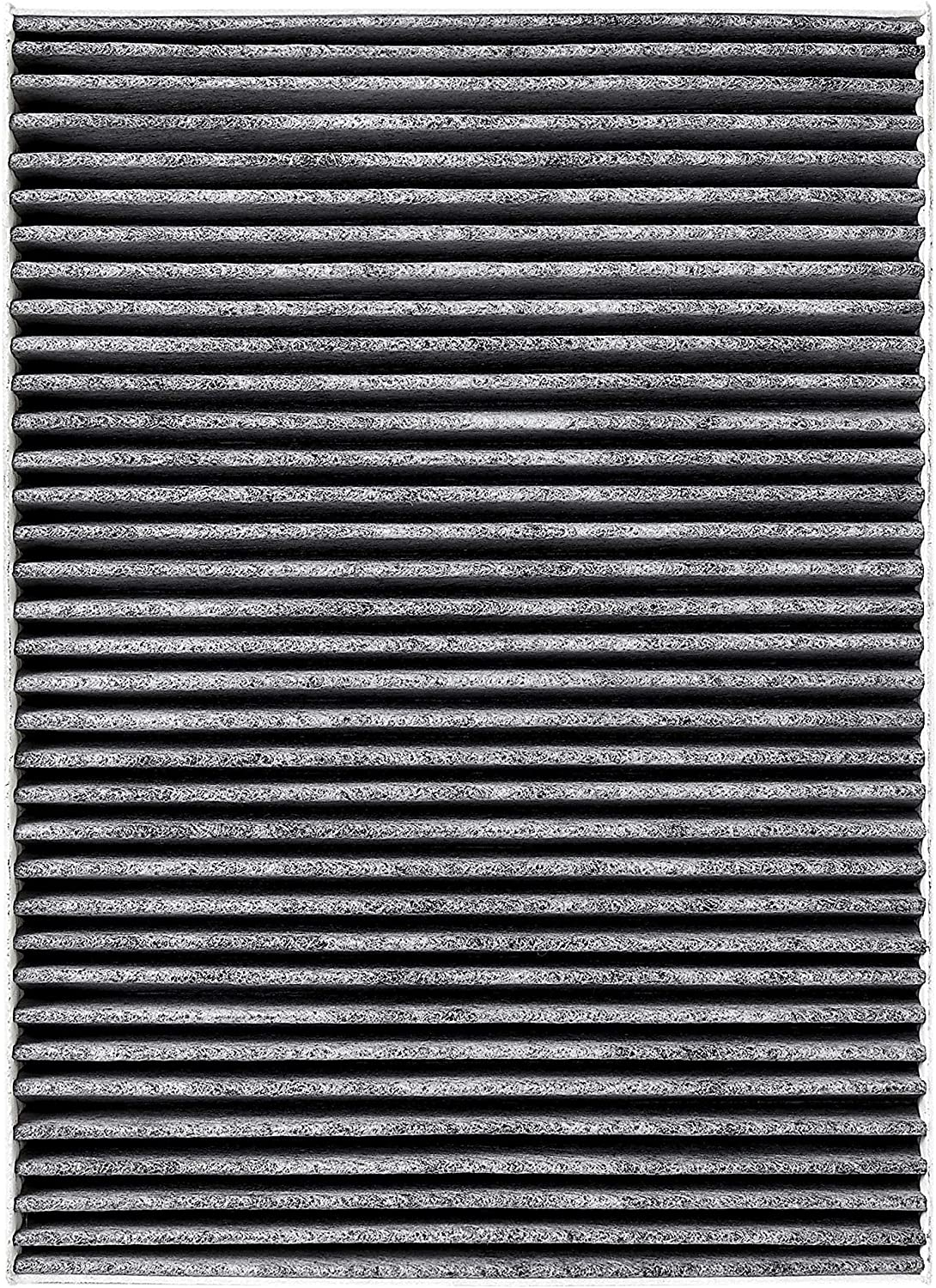 Spearhead Premium Breathe Easy Cabin Filter Up to 25/% Longer Life w//Activated Carbon BE-668