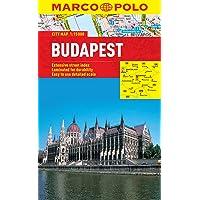 Budapest Marco Polo City Map (Marco Polo City Maps)