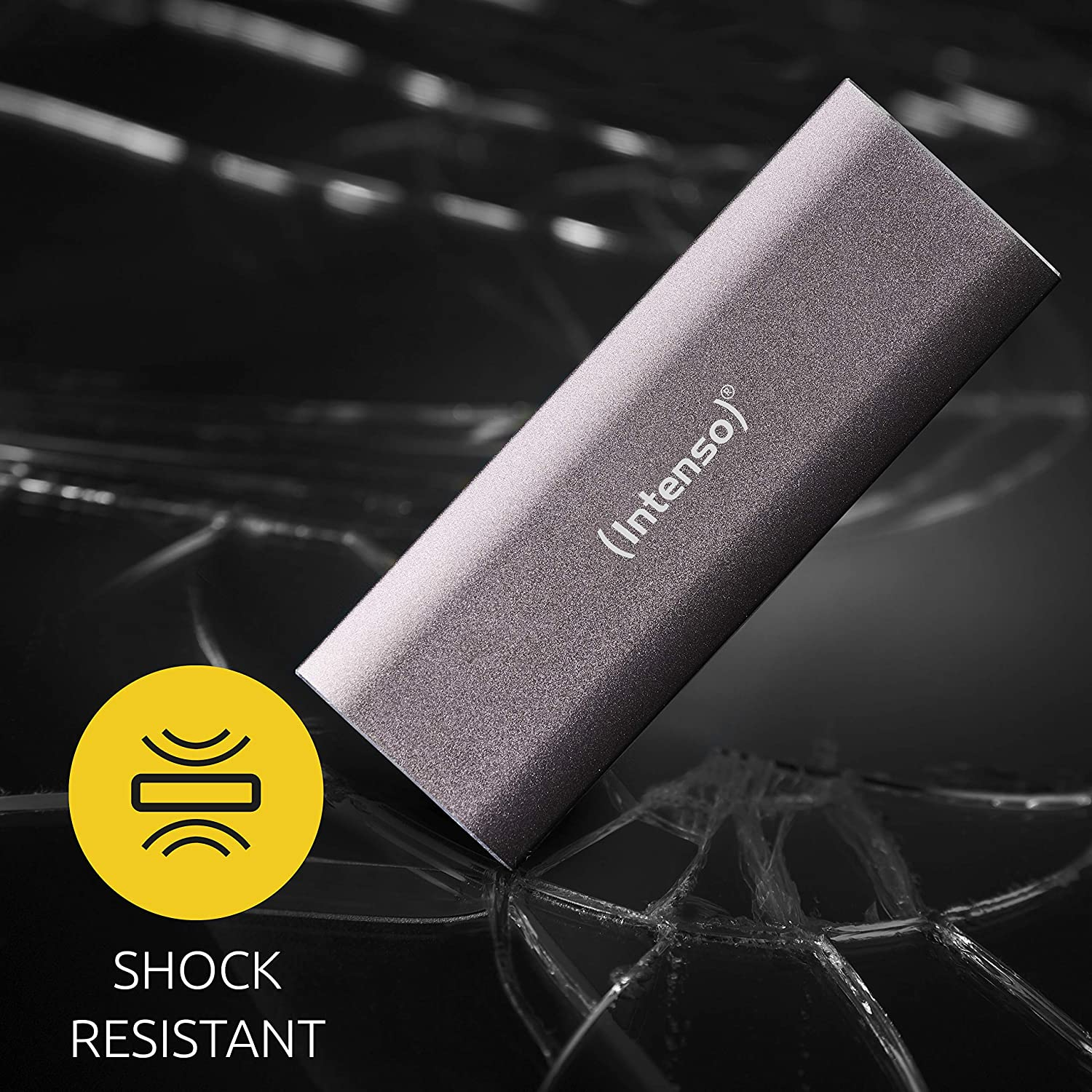 Intenso Externe Ssd Professional 250gb Portable Solid Computer Zubehör