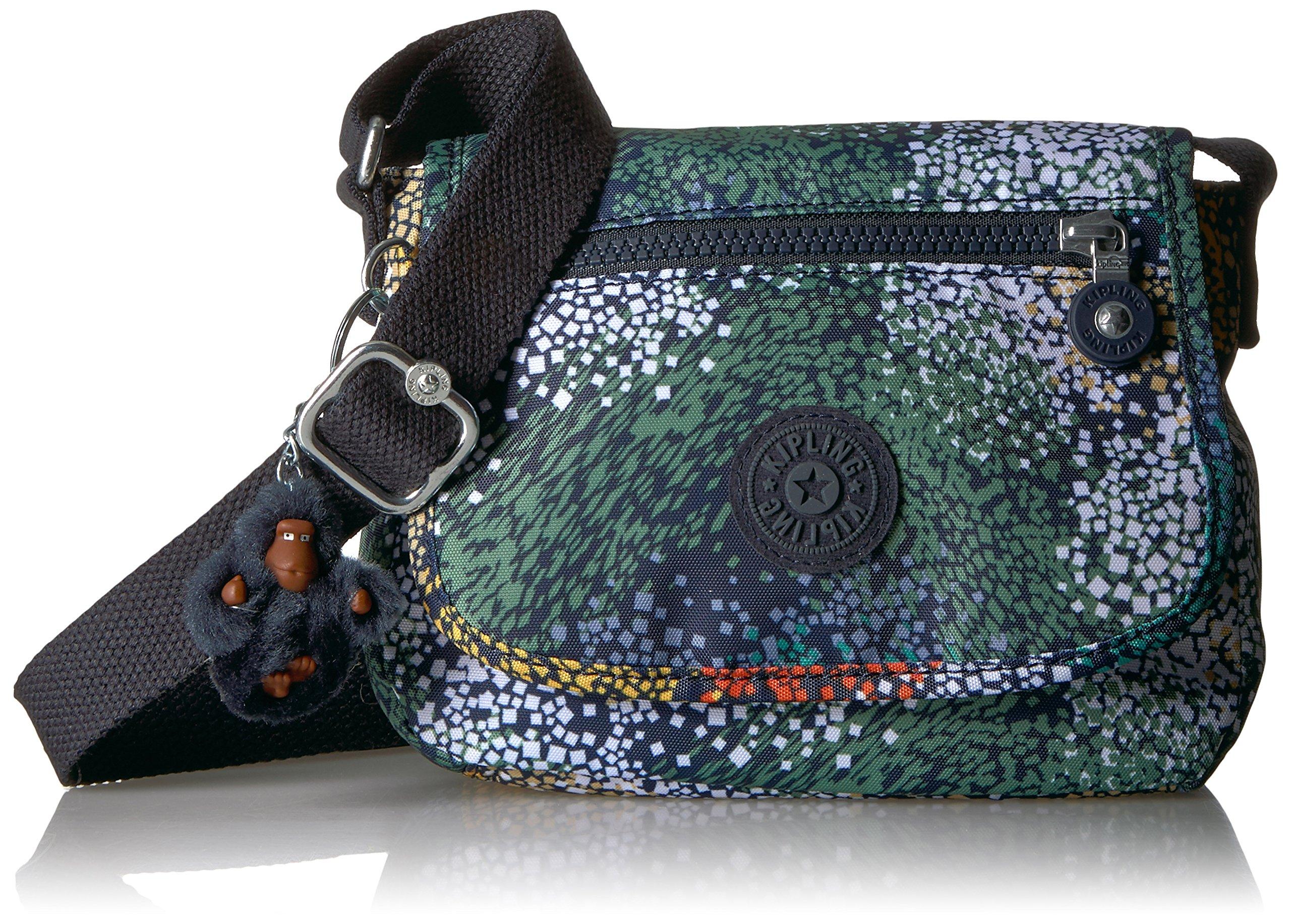 Kipling Sabian Printed Crossbody Minibag, Wtrclrrive by Kipling