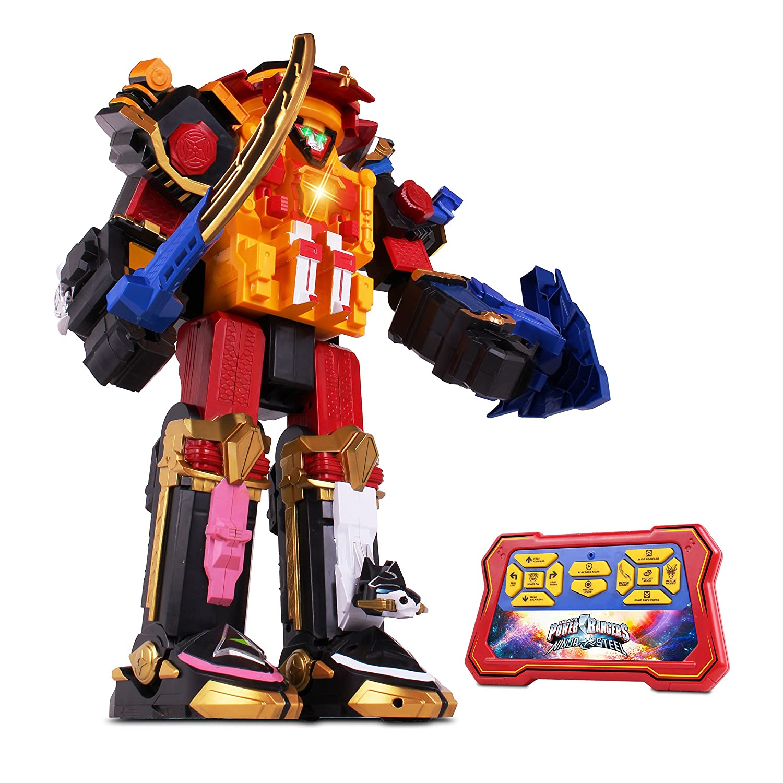 NKOK RC Power Rangers Megazords FLAHC 6711