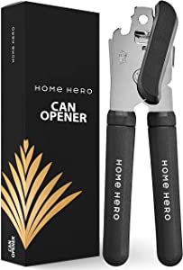 Stainless Steel Can Opener Manual Smooth Edge Can Opener Smooth Edge Manual Can Opener - Manual Can Openers Manual Stainless Steel Opener Manual Hand Can Opener Hand Held Can Opener