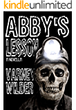 Abby's Lesson