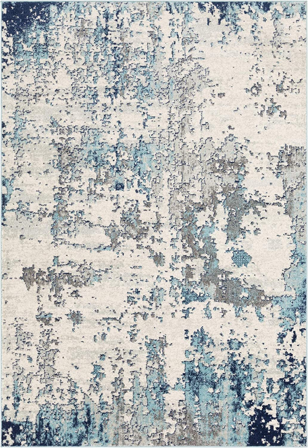 "Artistic Weavers Arti Blue Area Rug, 7'10"" x 10'3"""