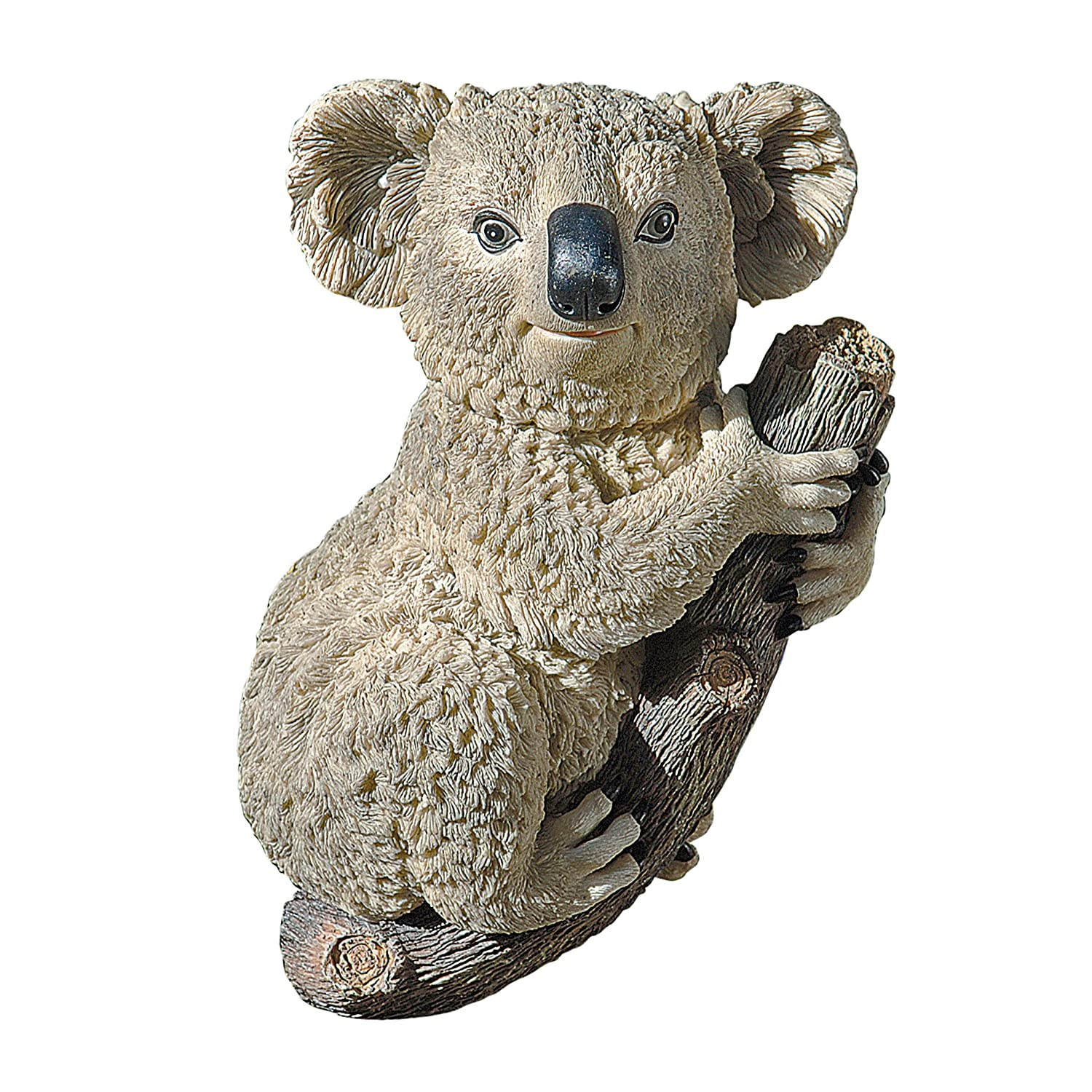 Design Toscano Kouta, the Climbing Koala Sculpture -Set of 2 NG934884