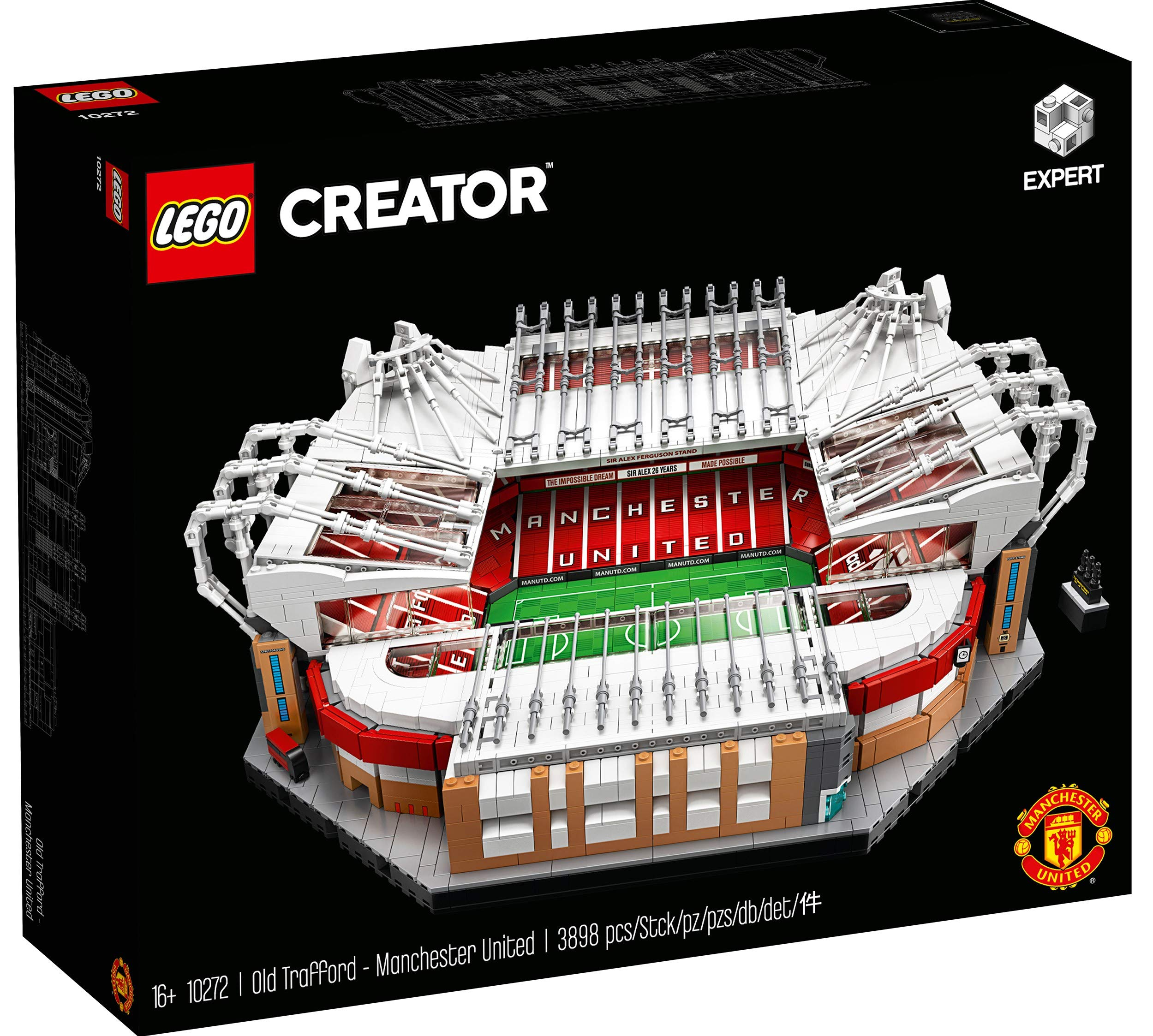 LEGO Creator Expert 10272 – Old Trafford – Manchester United