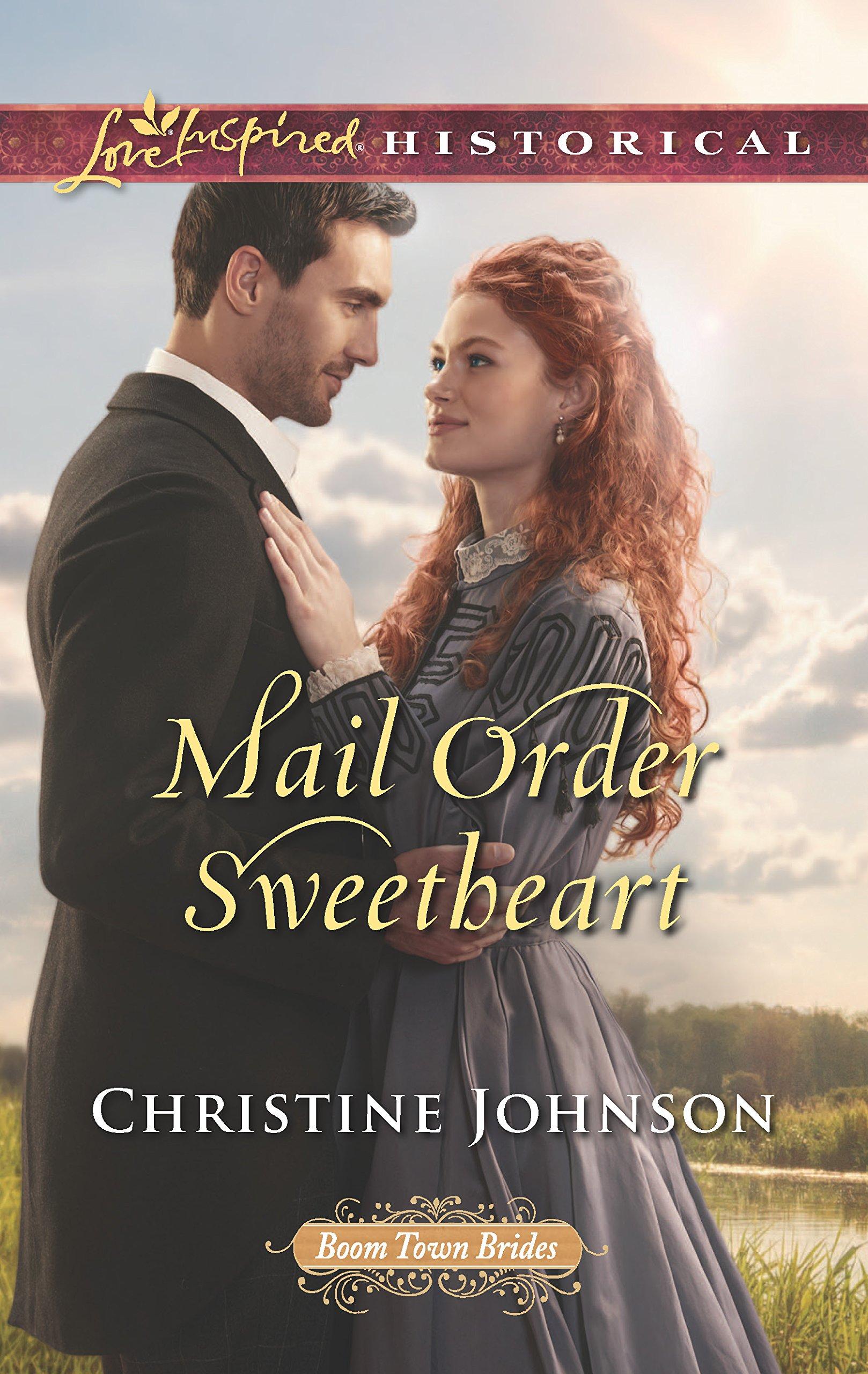 Download Mail Order Sweetheart (Boom Town Brides) pdf epub