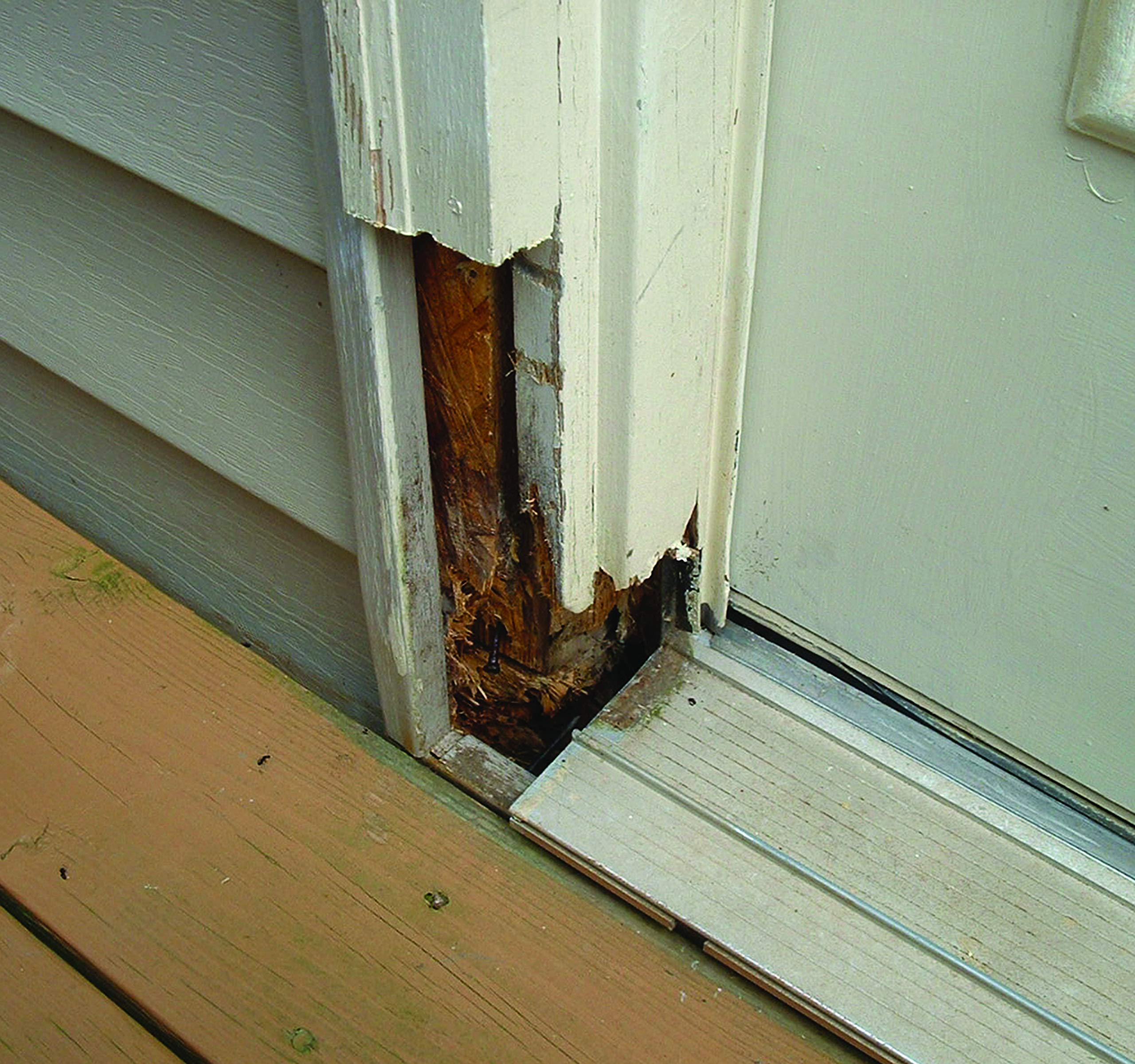 8″ FrameSaver Exterior Door Frame Rot Repair Kit (6-9/16'') by BetterDoor