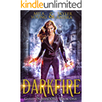 Darkfire: A Paranormal Romance (Guild of Shadows Book 1)
