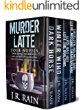 Murder Latte: Four Mystery Novels