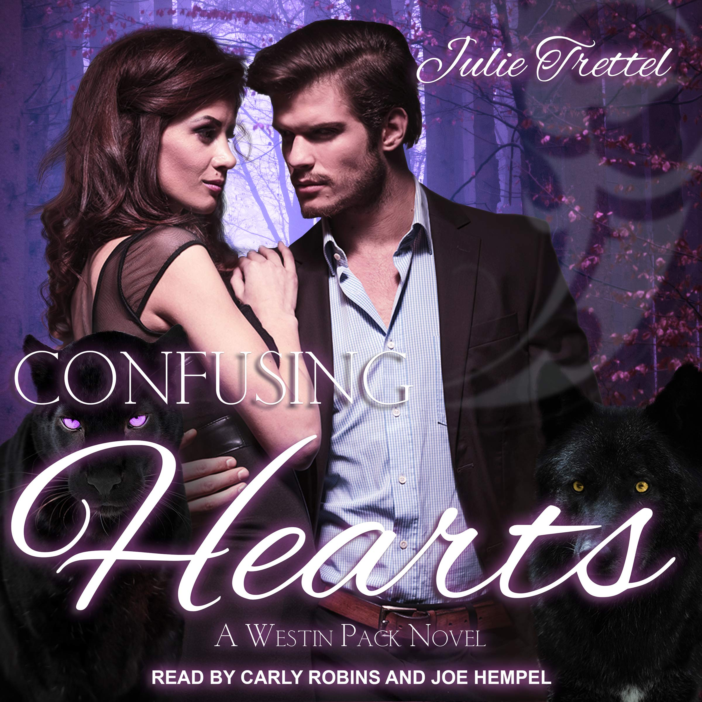 Confusing Hearts: Westin Pack Series, Book 4