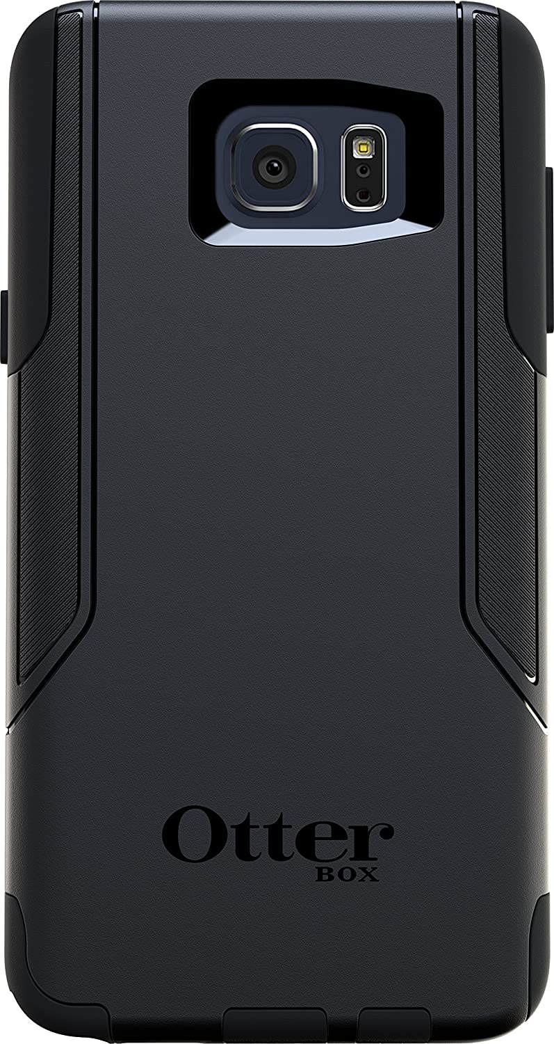 OtterBox Commuter Cell Phone Case for Samsung Galaxy Note5 -Frustration-Free Packaging-Black